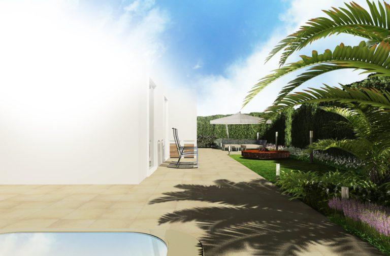Rimini Garden Restyling
