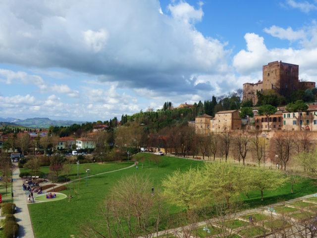 Progettazione Campo Fiera Santarcangelo